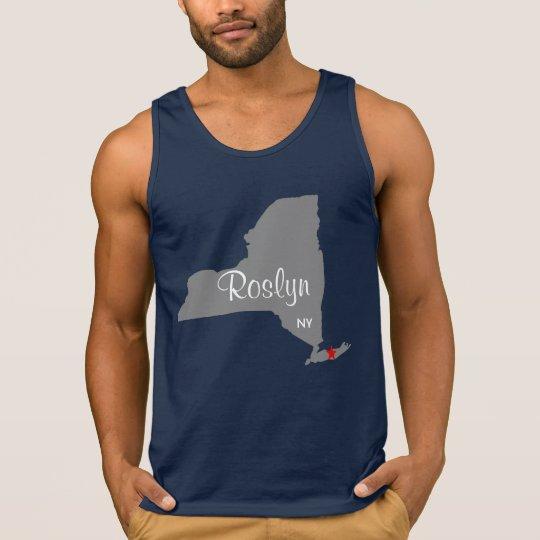 Roslyn, NY Tank Top
