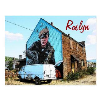 Roslyn Postcard