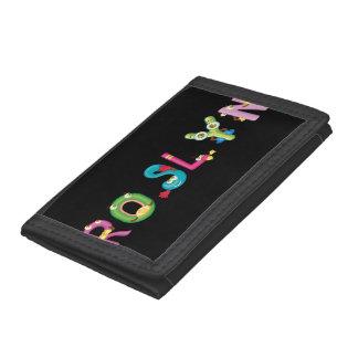 Roslyn wallet
