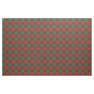 Ross clan Plaid Scottish tartan Fabric
