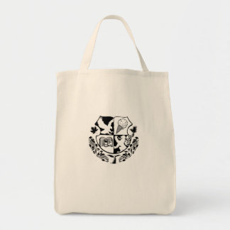 Ross Crest: Tote Bag