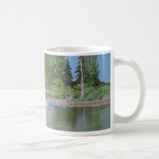 Ross Island Lagoon mug