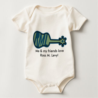 Ross M. Levy Baby Baby Bodysuit