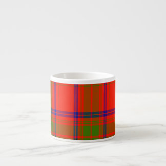Ross Scottish Tartan Espresso Cup