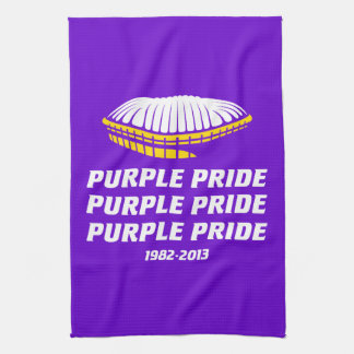 Ross Smith Purple Pride Kitchen Towel