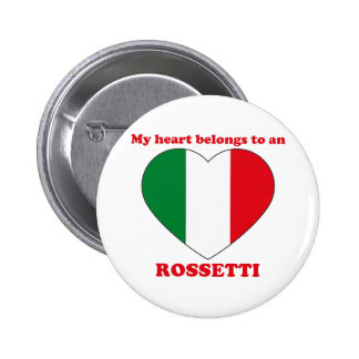 Rossetti 2 Inch Round Button