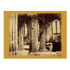 Rosslyn Chapel 1860 Postcard