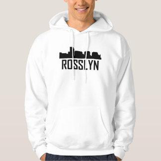 Rosslyn Virginia City Skyline Hoodie