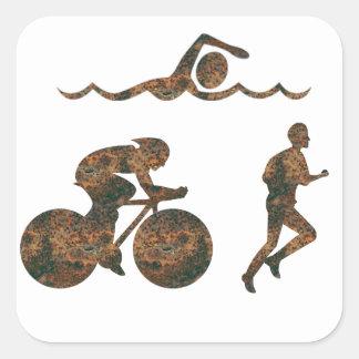 Rost Triathlon Sticker
