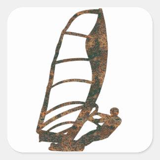Rost Windsurfen Sticker