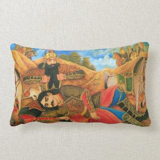 Rostam & Sohrab Lumbar Cushion
