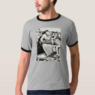 Roswell Alien Visit T-Shirt