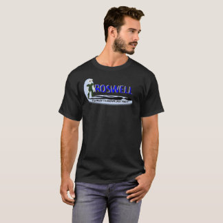 Roswell Blue T-Shirt