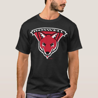 Roswell Coyotes Logo T-Shirt - Customized