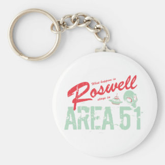 Roswell Keychain