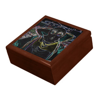 Roswell, New Mexico Gift Box