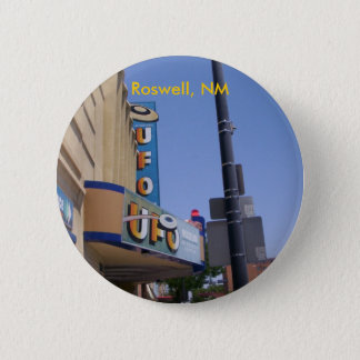 Roswell UFO Museum pin