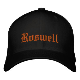 Roswell's hat