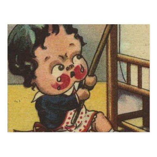 RoSY CHeEKs Postcard