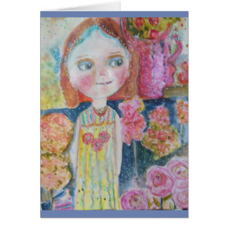 Rosy's Flower Shop Activity Card