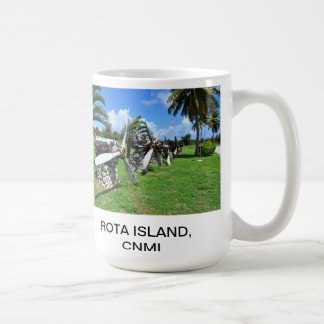 Rota Island Coffee Mug