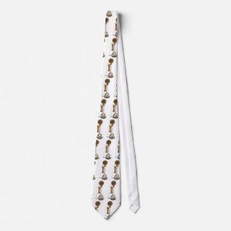Rotary Dial Telephone Tie