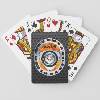 Rotary Engine Playing Cards