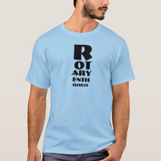 Rotary Enthusiest T Shirt
