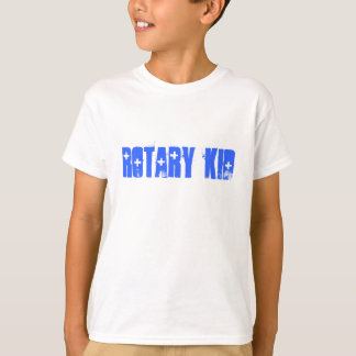 Rotary Kid, kids T Shirt