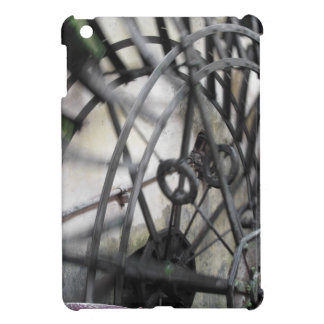 Rotary motion of the water wheel in a watermill iPad mini covers