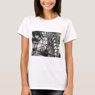 Rotary motion of the water wheel in a watermill T-Shirt
