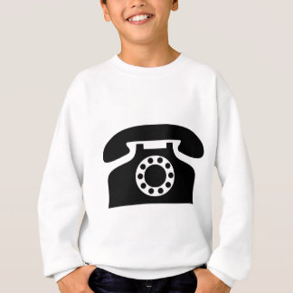 Rotary Phone Sweatshirt