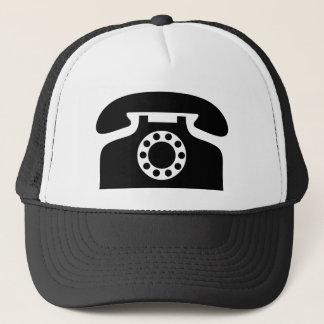 Rotary Phone Trucker Hat