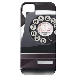 Rotary telephone iPhone 5 cases