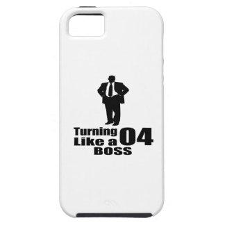 Rotation de 04 comme un patron coque Case-Mate iPhone 5