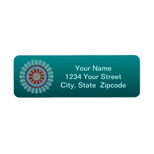 Rotations Return Address Labels