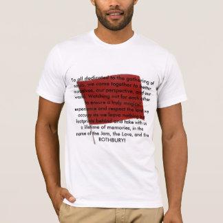 Rothbury Red Flag Brigade T-Shirt