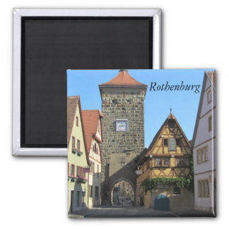 Rothenburg, Germany Magnet