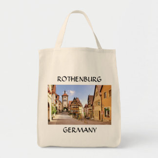 ROTHENBURG, GERMANY TOTE BAG