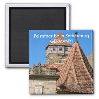 Rothenburg Magnet