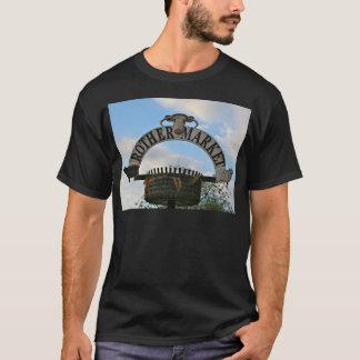 Rother Market sign, Stratford, England T-Shirt
