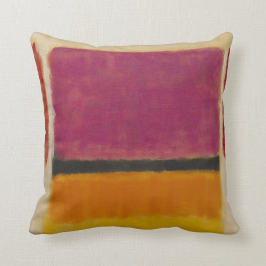 Rothko Pillow