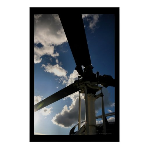 Rotor Head Posters