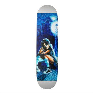 Rotten Stary night Skateboard Decks