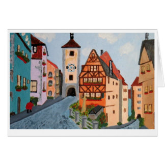Rottenburg Notecard
