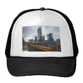 Rotterdam Central Station Trucker Hat