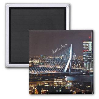 Rotterdam Cityscape Magnet