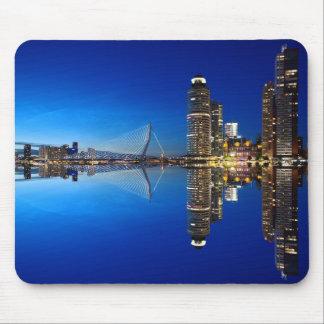 rotterdam, holland mouse pad