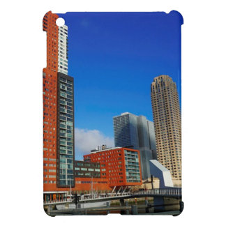 Rotterdam Skyline iPad Mini Cases