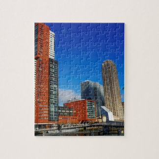 Rotterdam Skyline Jigsaw Puzzle